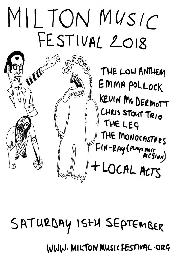 Milton Music Festival 2018 MB